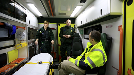 overview of london ambulance system las View jill patterson's business profile as director of performance (interim) at london ambulance service nhs trust and see work history, affiliations and more.